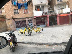 Bici-OFO-Granada