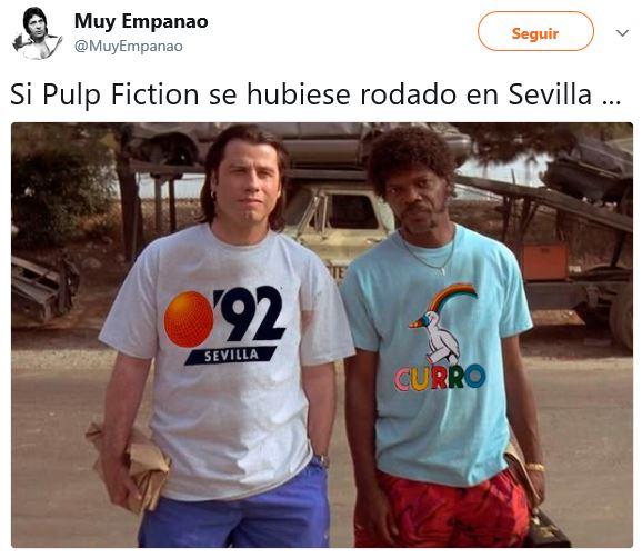 Pulp Fiction Andalucía