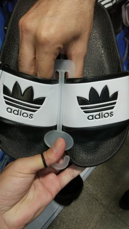 Adidas de los chinos