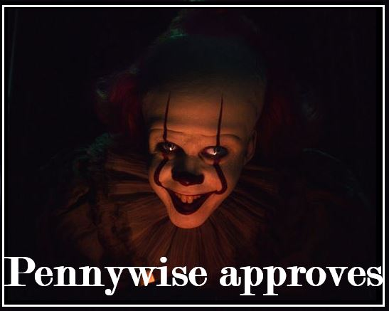 Pennywise approves