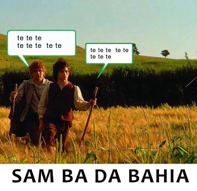 Samba de SAM