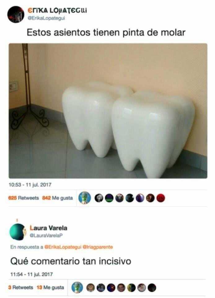 Estos asientos tienen pinta de molar