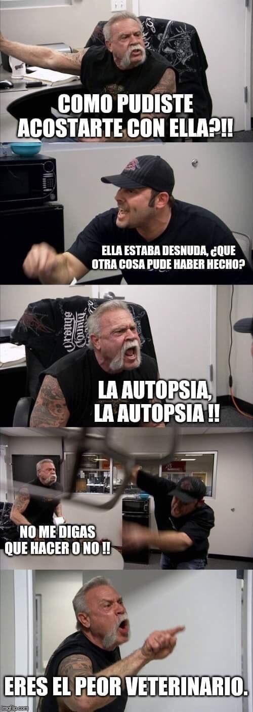 Meme autopsia