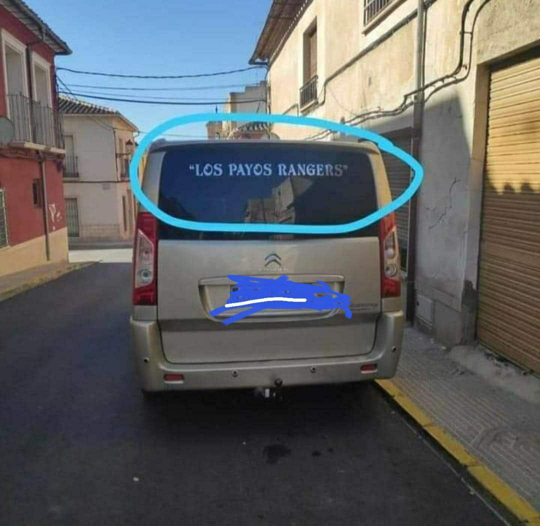 Go go payos rangers