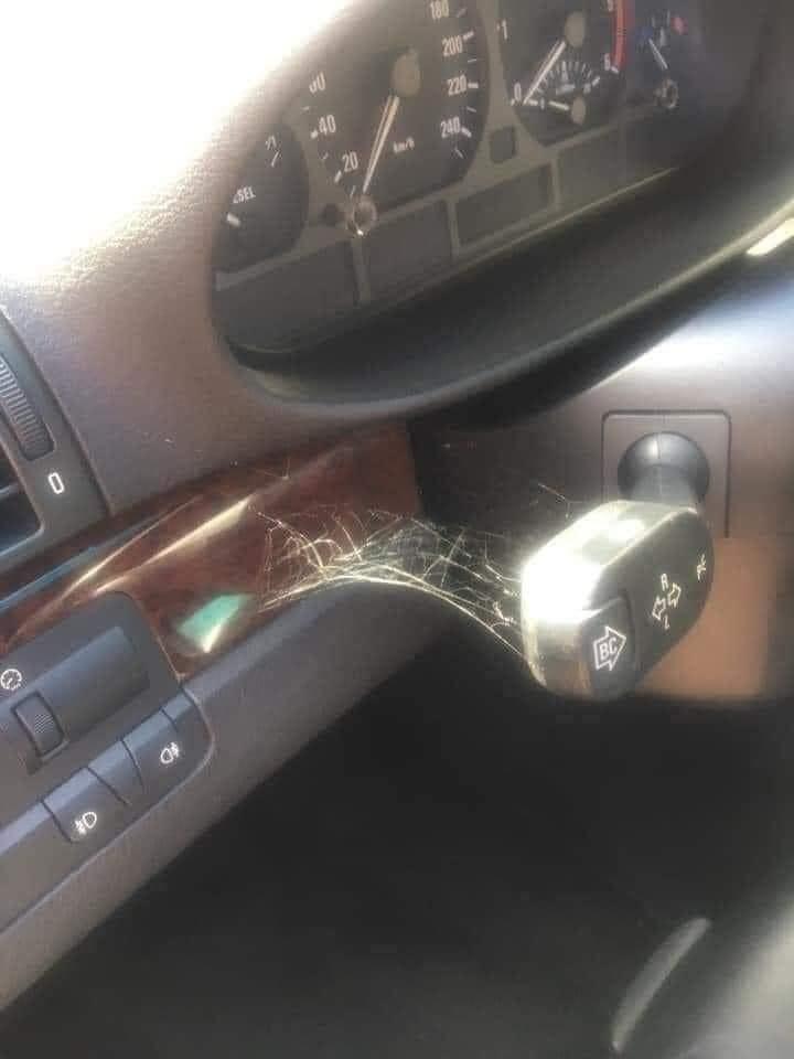BMW intermitentes