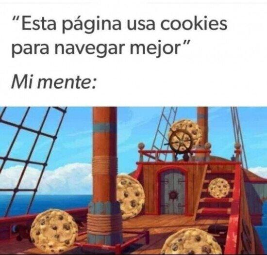 Esta página usa cookies para navegar mejor