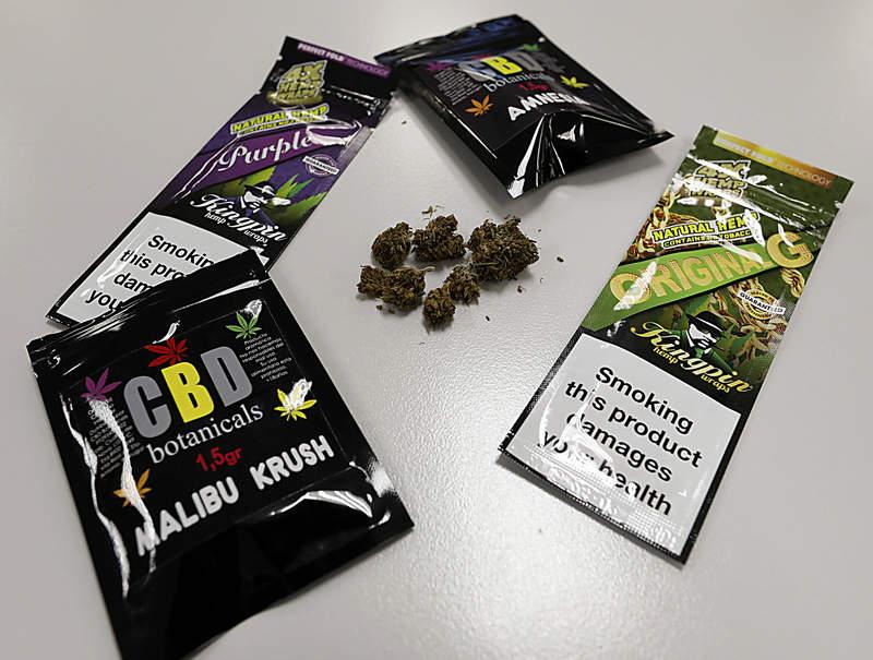 Marihuana legal CBD