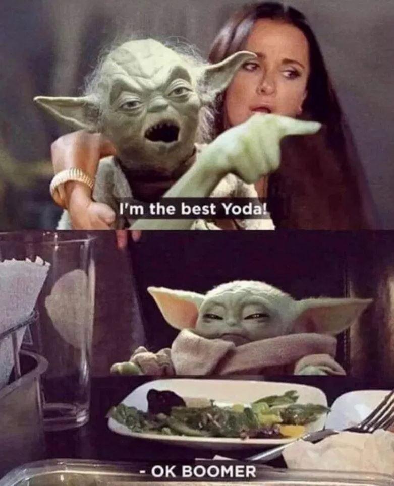 El mejor Yoda