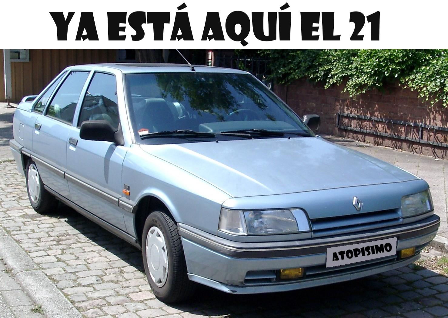 2021 Renault 21