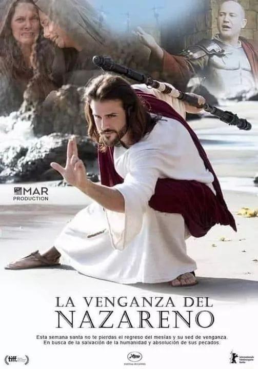 Portada La venganza del nazareno