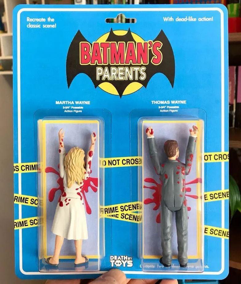 Los padres de Batman
