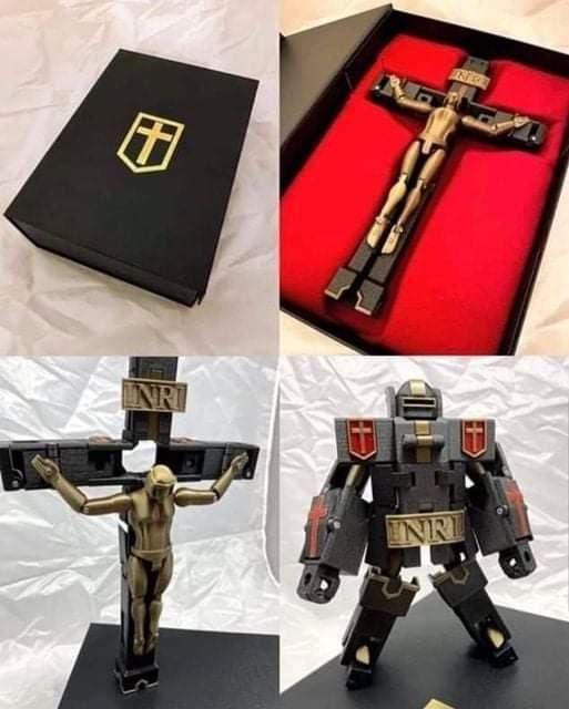 JesusBot