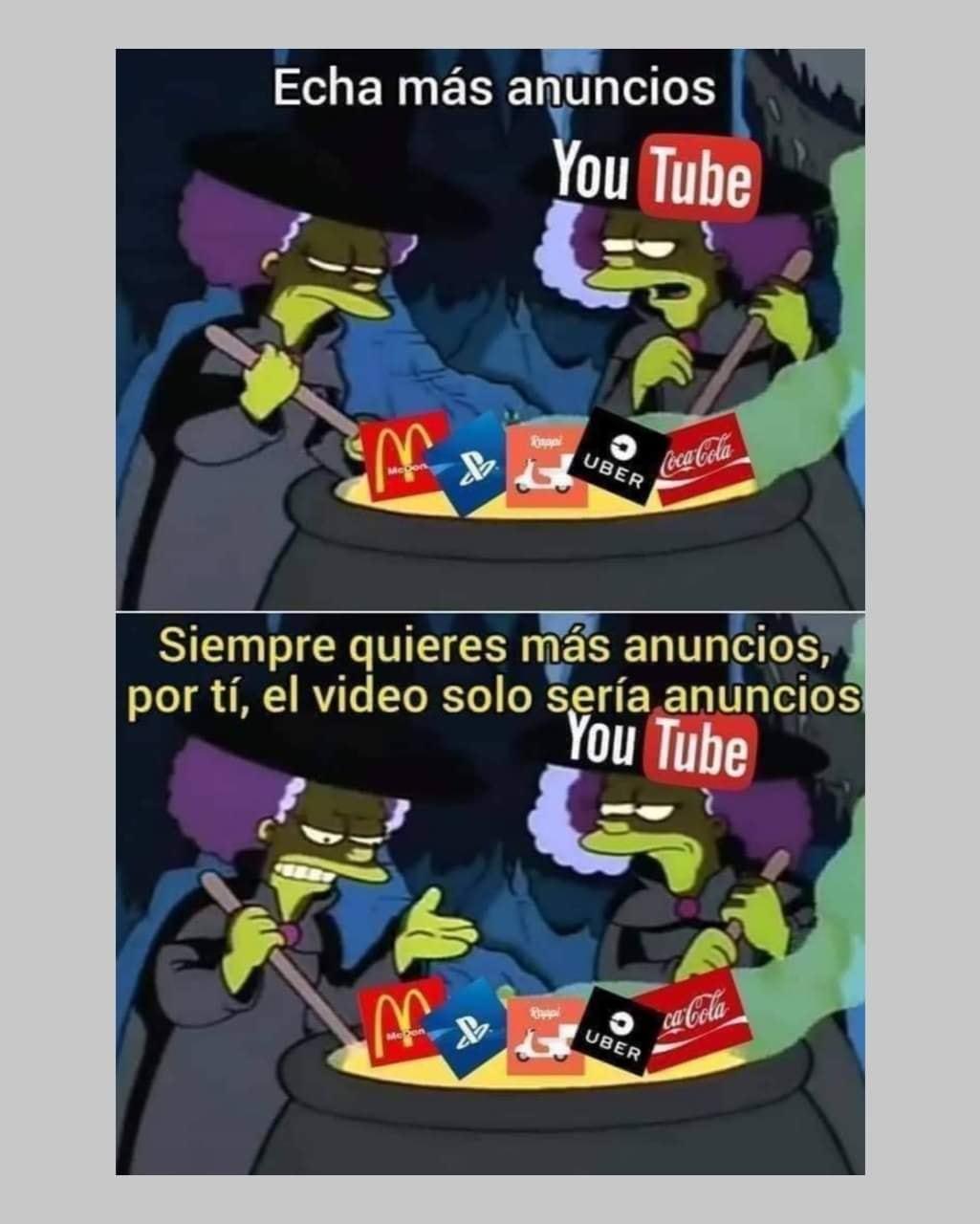 YouTube a día de hoy