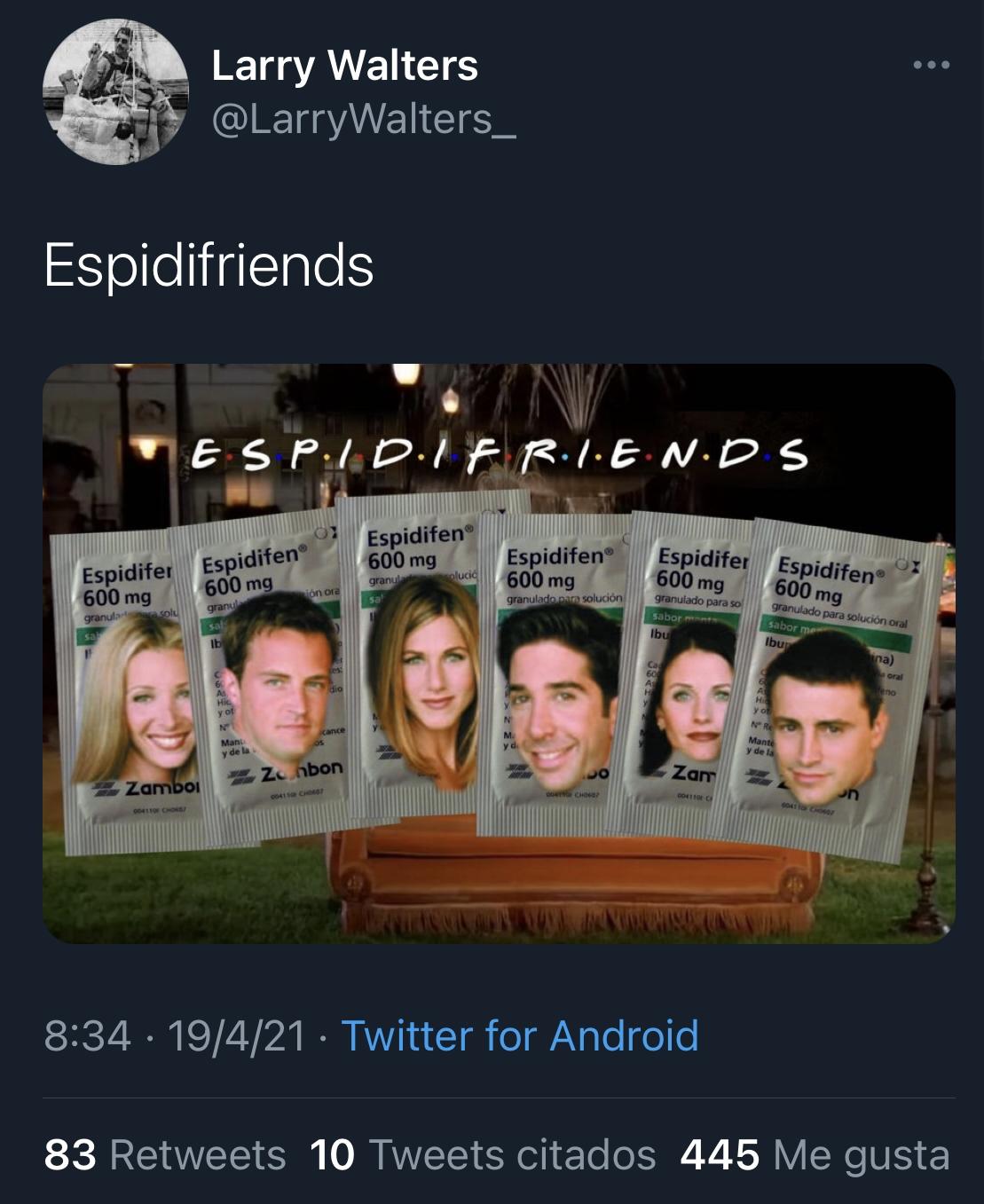Espidifriends