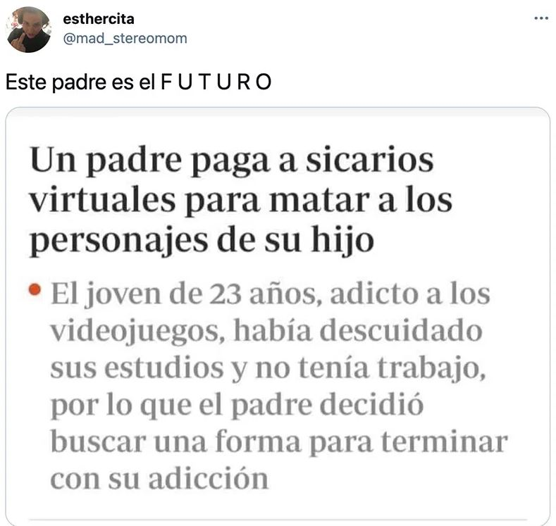 El futuro ha llegado