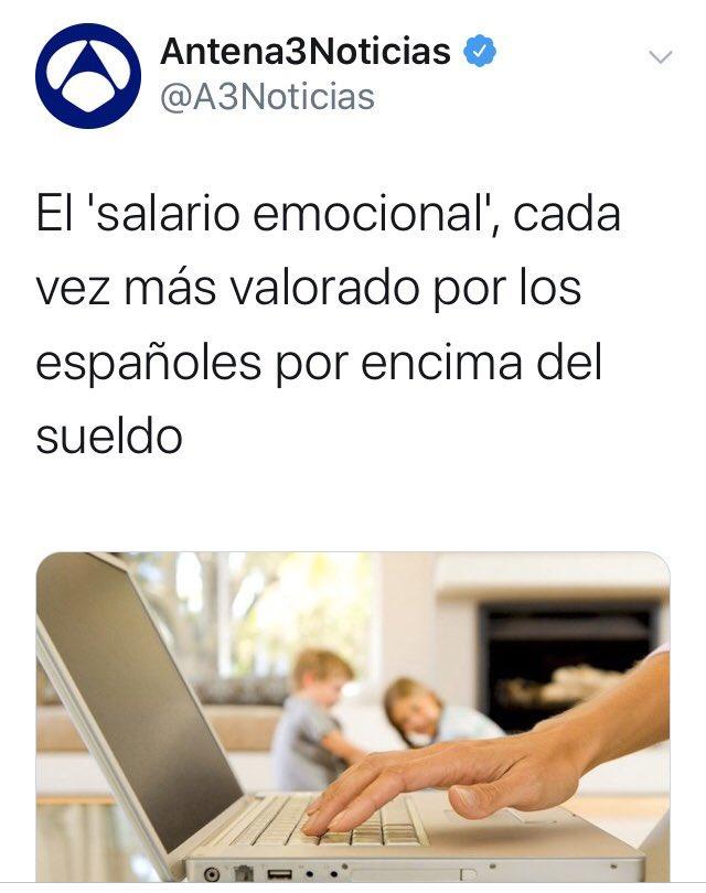 Disfruta de tu salario emocional