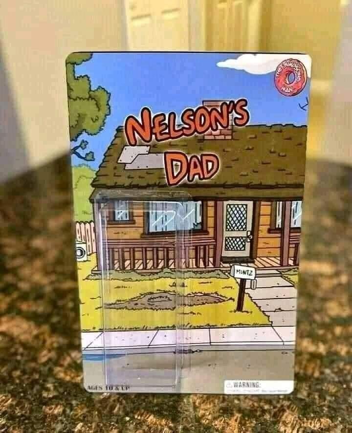 El padre de Nelson