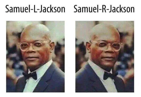 Samuel R Jackson