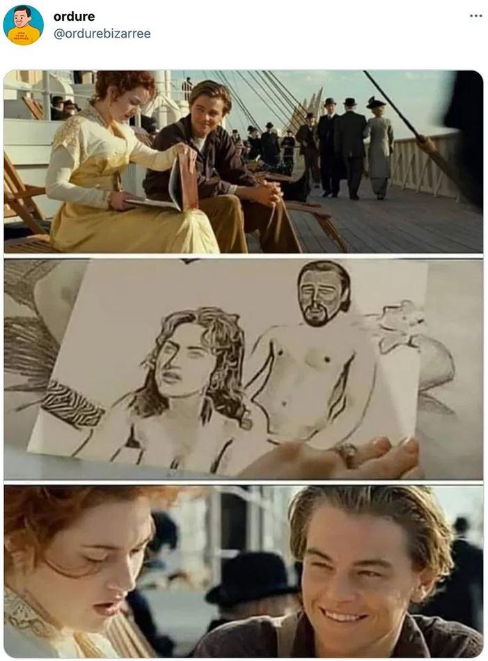 Leo es un artista