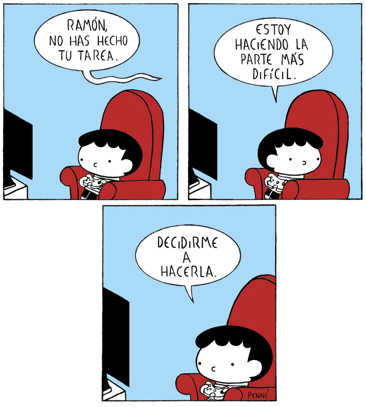 No le falta razón a Ramón