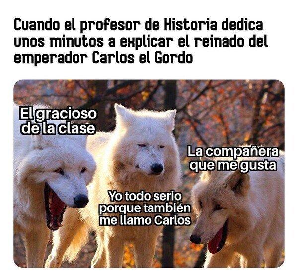 Carlos el Gordo