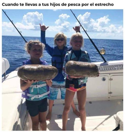 Pesca de fardos